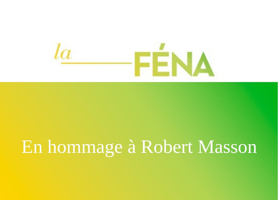 Hommage à Robert Masson